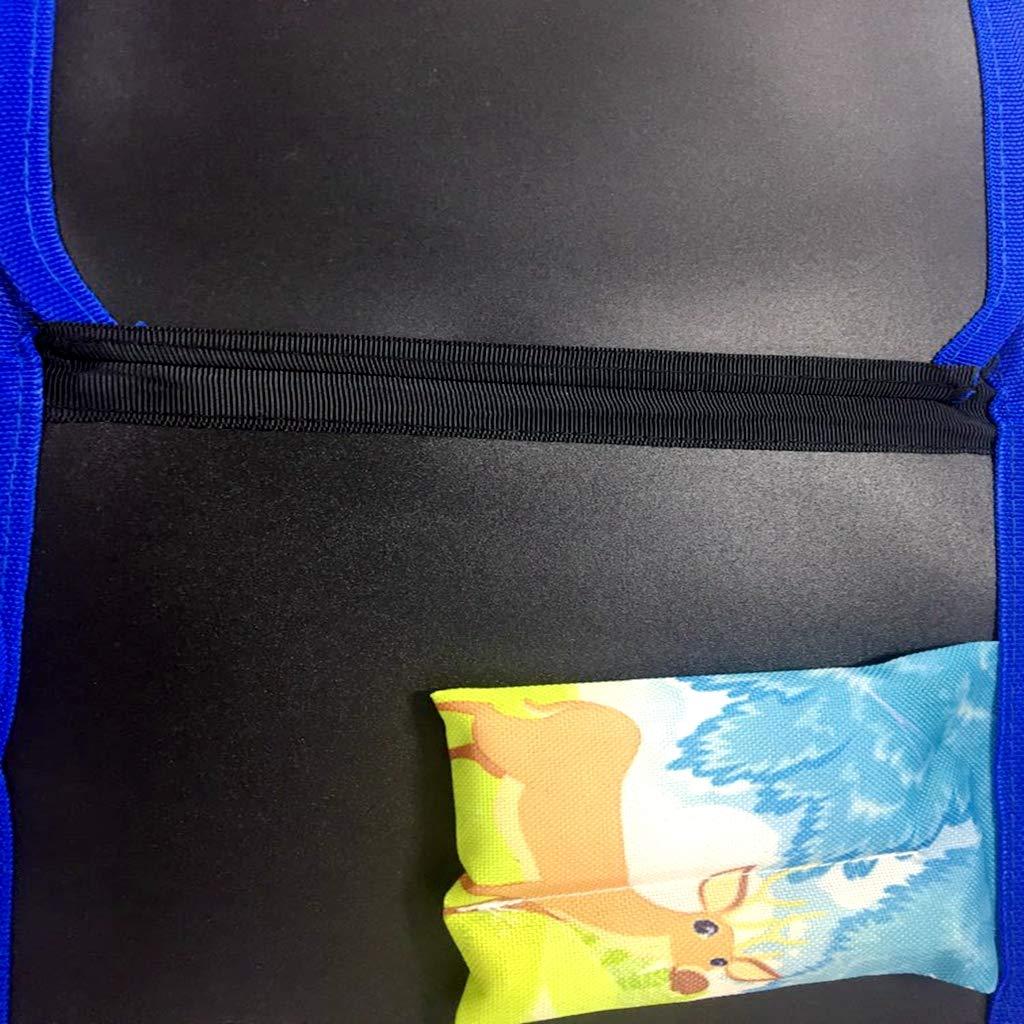 Feeilty juguete de simulaci/ón de loro el/éctrico 26 cm juguete de guacamayo Peluche de loro parlante lindo regalo para ni/ños azul