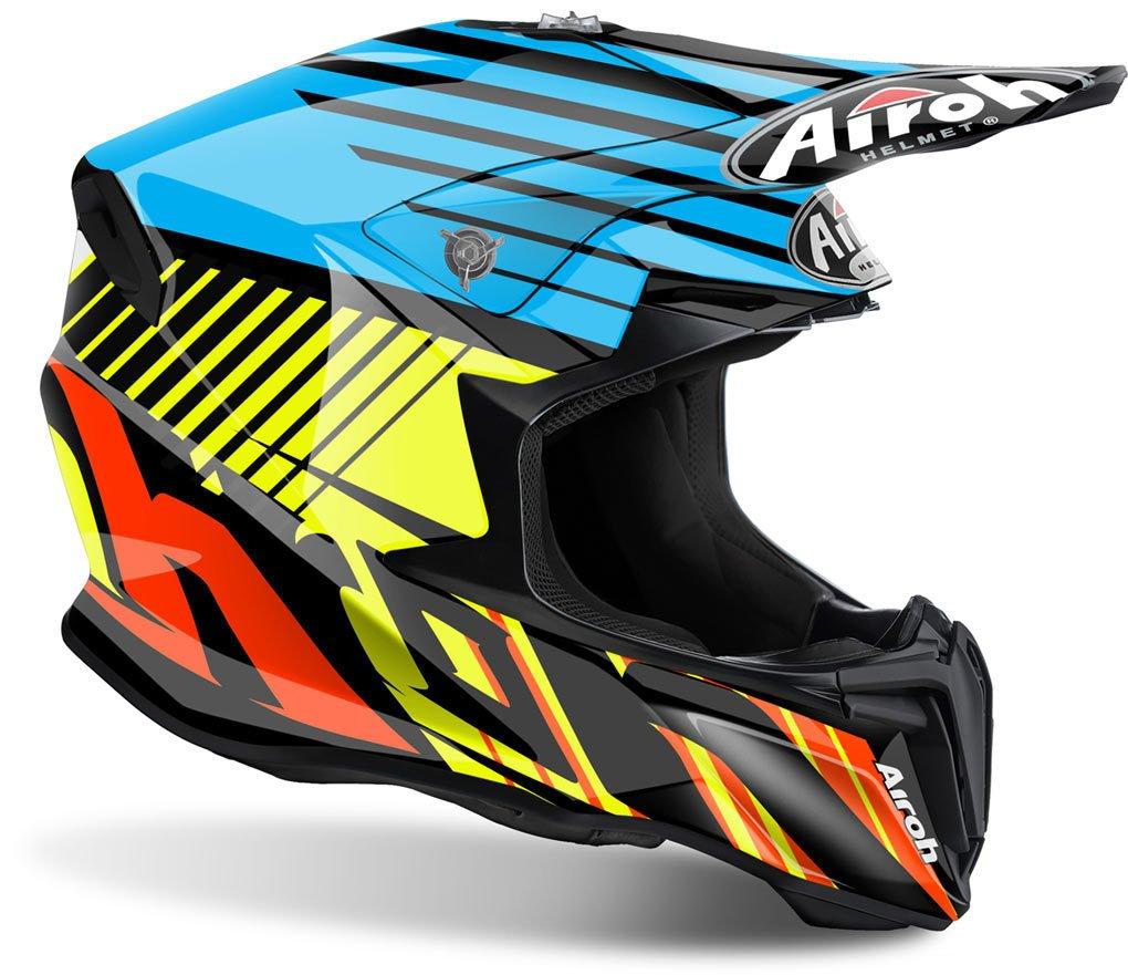 Airoh Casco para motocicleta Twist TWE18