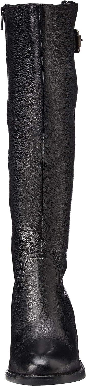 Clarks Mascarpone ELA, Botines para Mujer Negro Black Leather Black Leather DKBEz