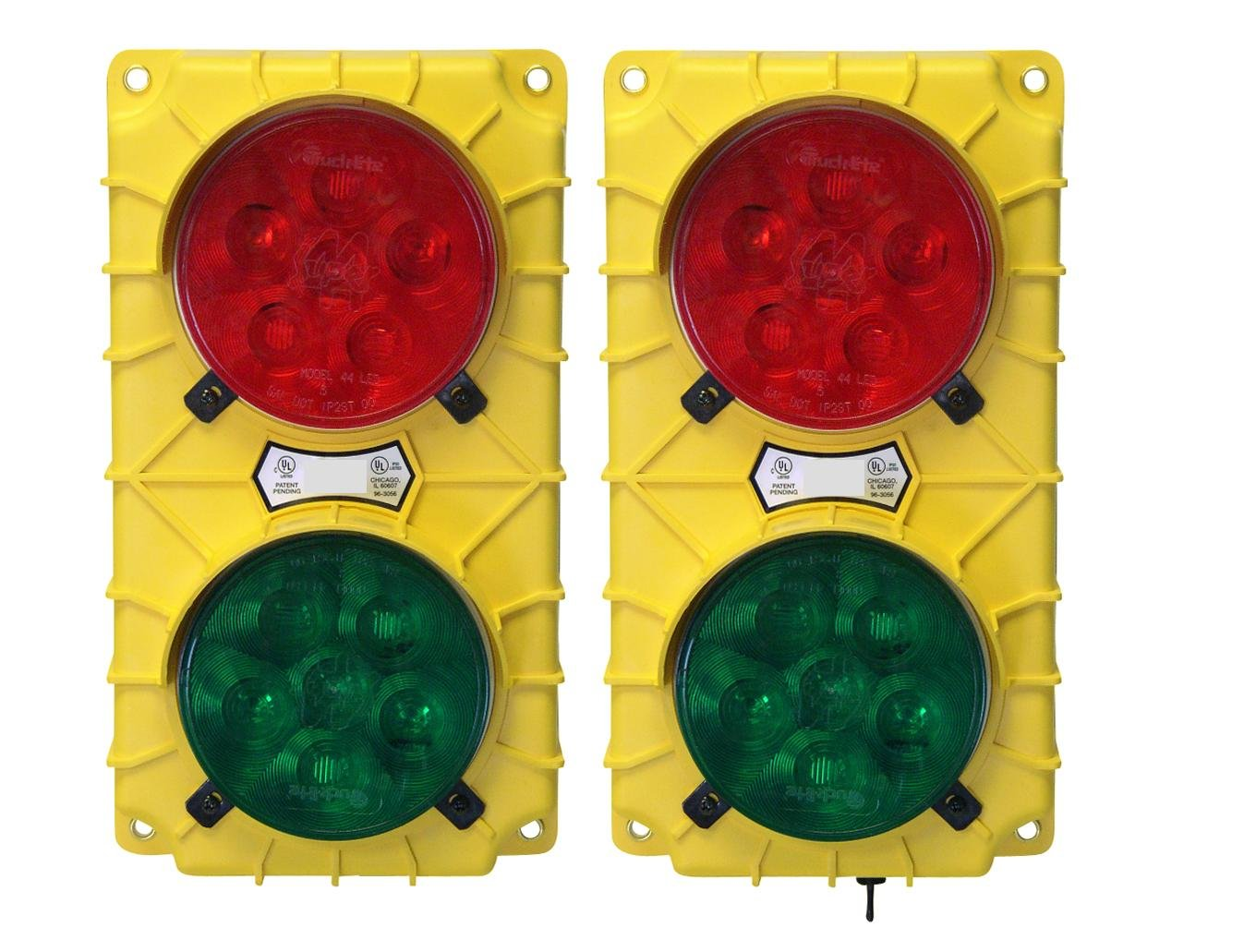 SG30 LED Stop and Go Light Signal System, 6-3/8-Inch Width X 11-3/8-Inch Height X 3-3/4-Inch Depth
