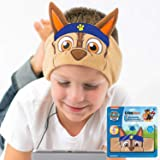 Paw Patrol Kids Headphones by CozyPhones - Over The Ear Headband Headphones - Volume Limited with Thin Speakers & Soft Headba