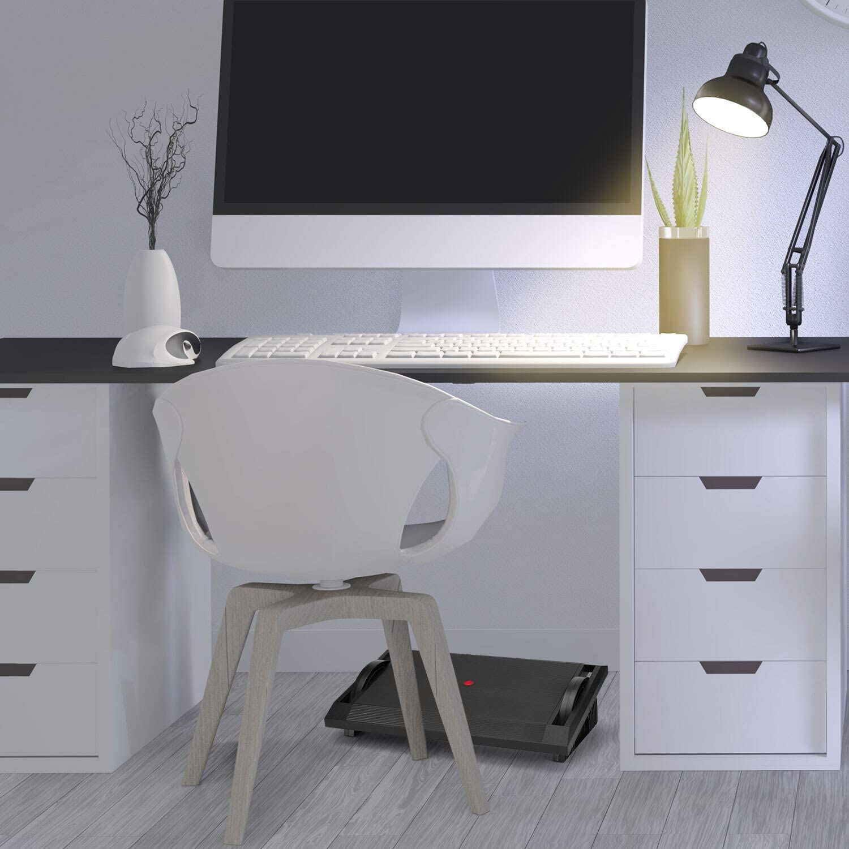 Fußstütze Fußablage ergonomisch verstellbar Schreibtisch PODI III hjh OFFICE