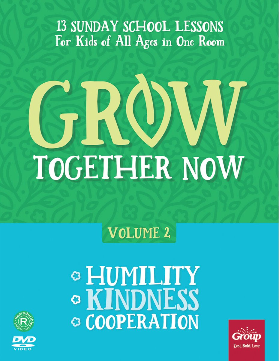 Read Online Grow Together Now Volume 2: Humility, Kindness, Cooperation pdf