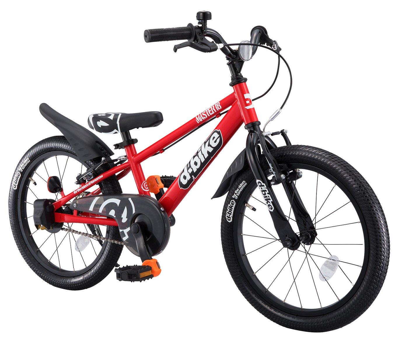 IDES(アイデス) D-Bike MASTER16/18V ディーバイクマスター B07C2DCDFS 16|レッド|本体 レッド 16
