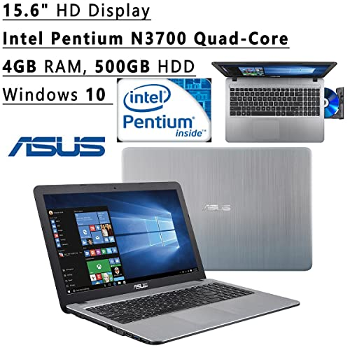 2016 ASUS 15.6 High Performance Premium HD Laptop