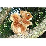 Zaloop Eichhörnchen ca. 18 cm Plüschtier Stofftier Plüsch Kuscheltier Tier …