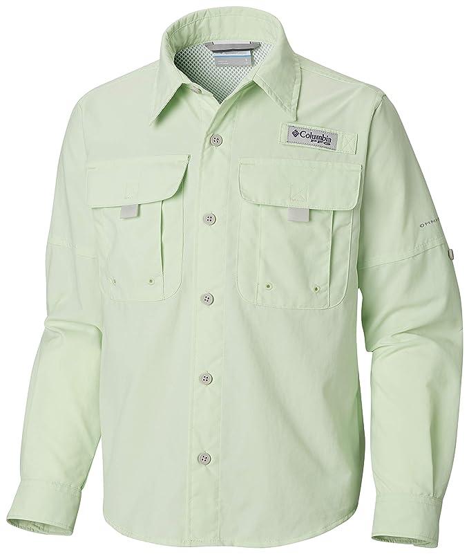 9566262d Amazon.com : Columbia Boys Bahama Long Sleeve Shirt : Clothing