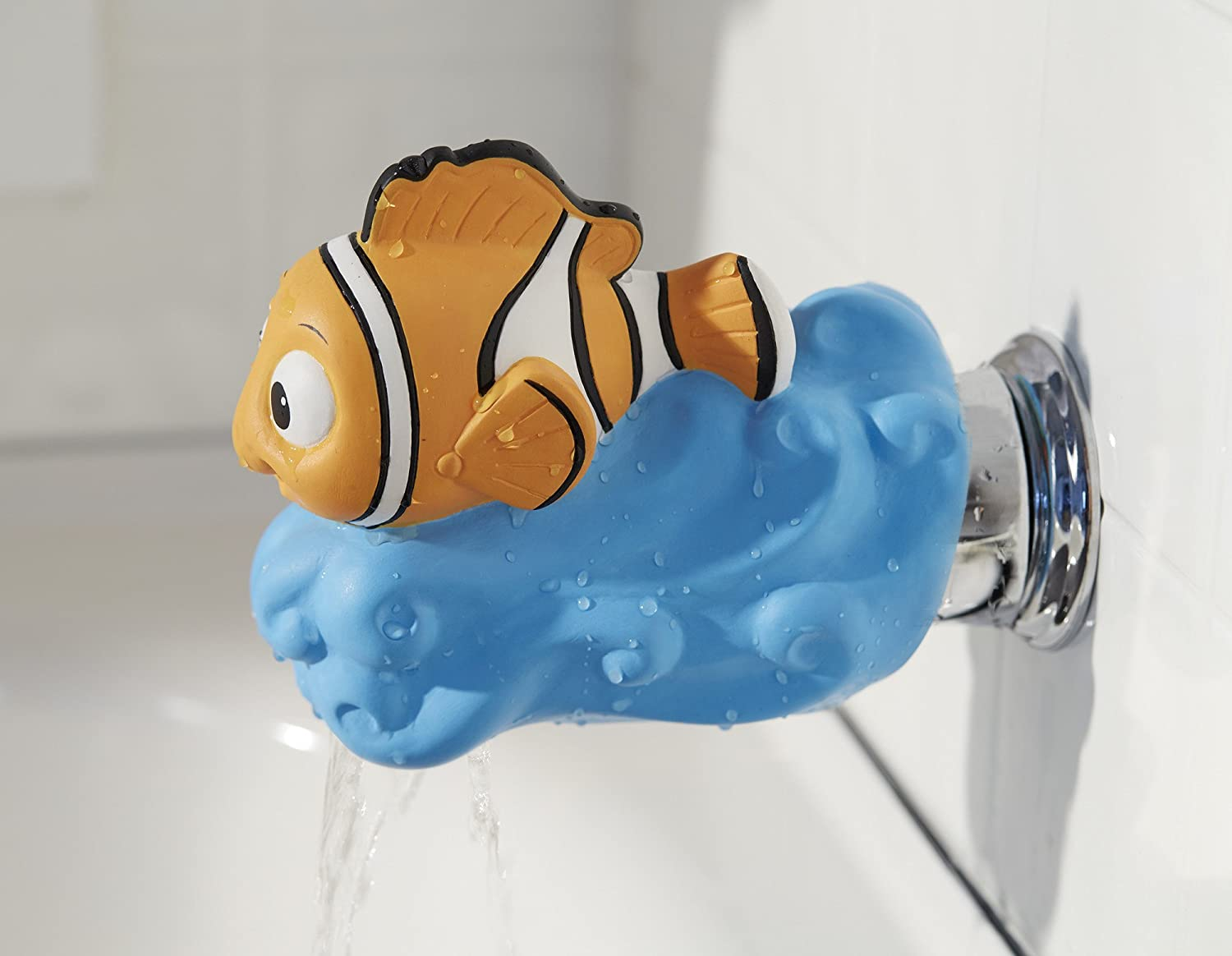 Amazon.com : The First Years Disney Baby Bath Spout Cover, Finding ...