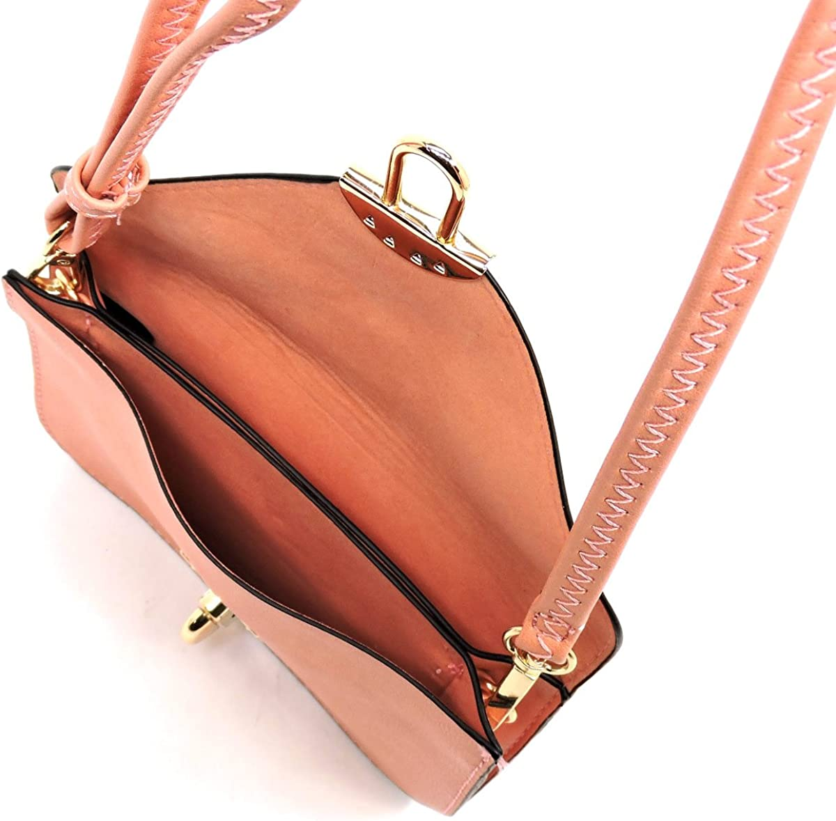 EGFAS Mini Crossbody Cell Phone Pouch Purse Shoulder Bag
