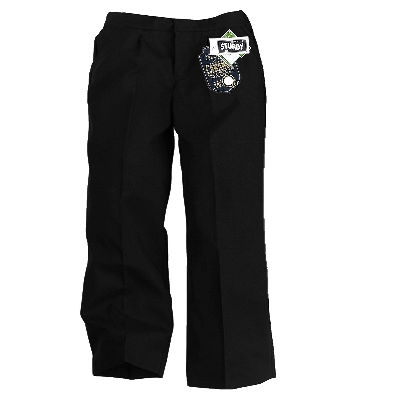 Boys Sturdy Fit School Trousers