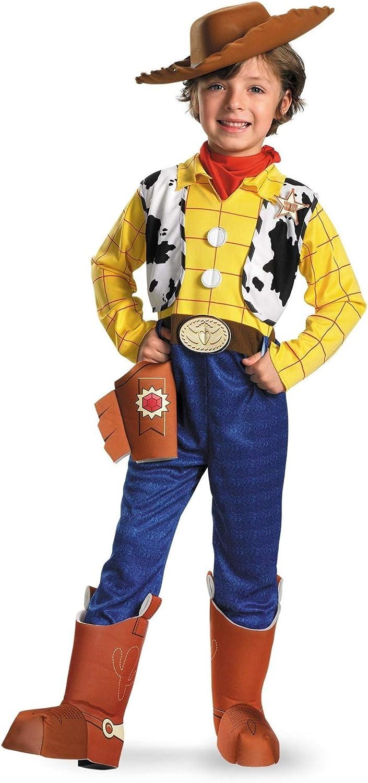 Disfraz de Woody Deluxe Niño – XS: Amazon.es: Ropa y accesorios