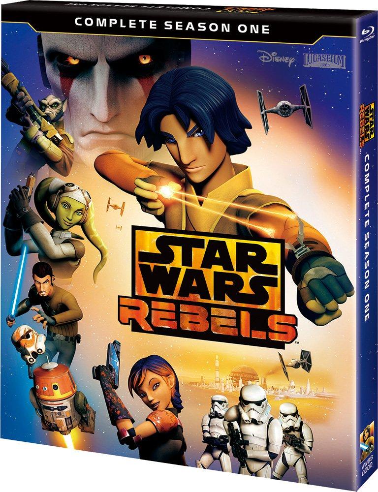スター・ウォーズ 反乱者たち シーズン1 ブルーレイ コンプリート・セット Blu-ray
