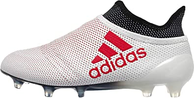 7108a97d89d adidas X 17+ PURESPEED Firm Ground Cleats (4) White