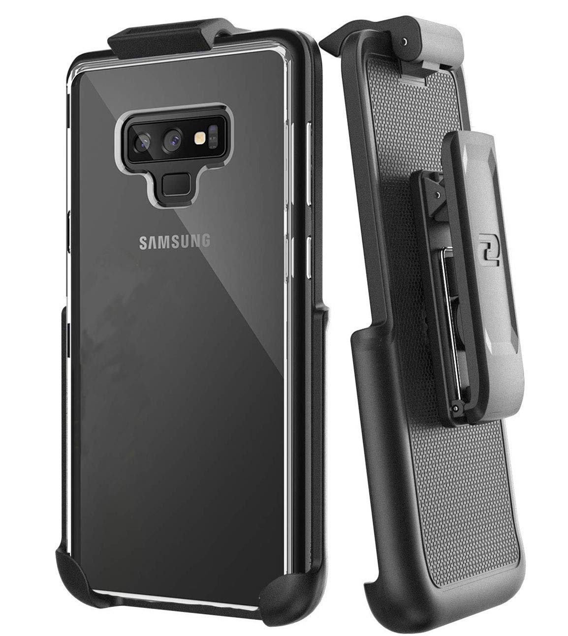 new product 80daa bb2b7 Encased Belt Clip Holster for Caseology Skyfall Case - Galaxy Note 9 (case  not Included)