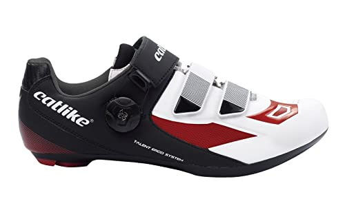 CATLIKE Talent Road 2016, Zapatillas de Ciclismo de Carretera Unisex Adulto, (Negro/
