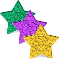 ELF Push pop Bubble Squeeze Sensory Toy, Push Pop Pop Bubble Sensory Fidget Toy, Pop It Figit Toy Fidget Toys Autism…