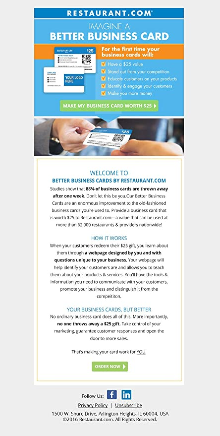 Amazon Business Cards That Stand Out And People Will Keep