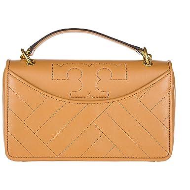 17ed2f172665a3 Tory Burch Alexa Leather Shoulder Bag