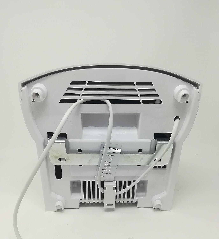 Secador de manos eléctrico con fotocélula, automático, de pared: Amazon.es: Hogar