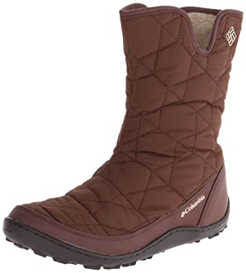 Columbia Women's Minx Slip II OH Cold Weather Boot, Tobacco/British, ...