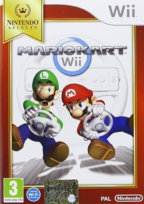 83 opinioni per Mario Kart Select
