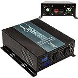 Reliable 1000W Pure Sine Wave Inverter 12v 120v Power Car Inverter GeneratorSolar System Inverter DC to AC Converter