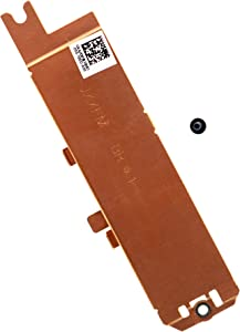 Deal4GO M.2 2280 Heatsink Cover SSD Thermal Heat Shield Support Bracket for Dell XPS 13 9300 9310 0JXXFM JXXFM