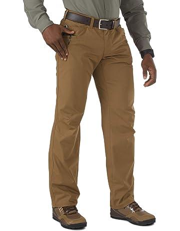 74564badc 5.11 Tactical Men's Ridgeline Covert Work Pants, Teflon Finish, Poly-Cotton  Ripstop Fabric