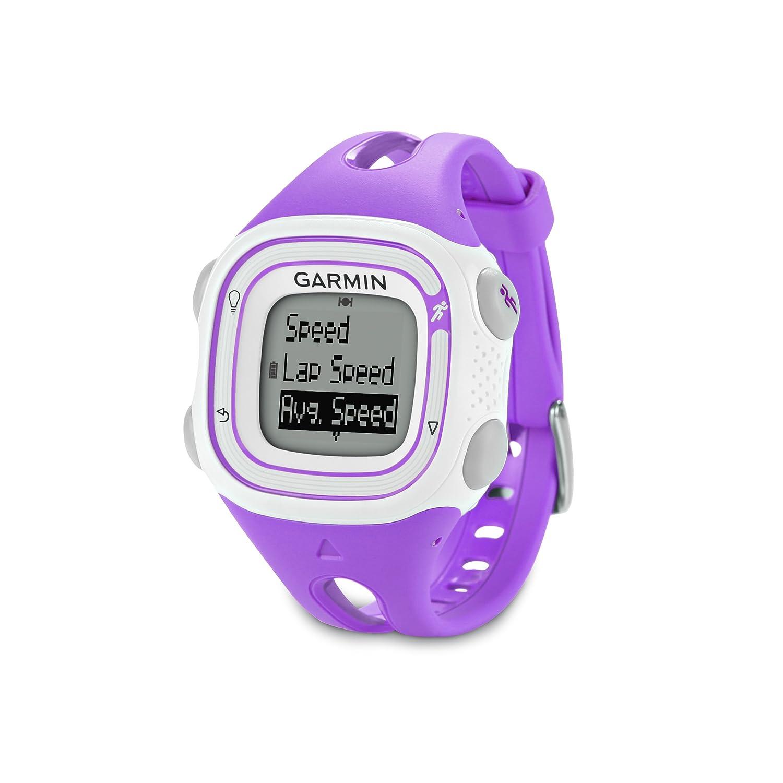 Garmin Forerunner 10 >> Garmin Forerunner 10 Gps Watch Violet
