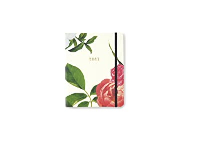 Kate Spade New York 17-month mediano agenda - flores 2016 ...