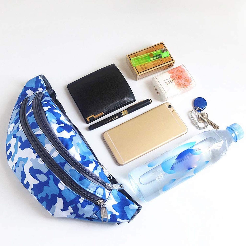Camouflage Messenger Bag MenS Bag Casual Pocket Outdoor Sports Shoulder Bag Unisex Messenger Bag,A
