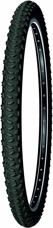 MICHELIN Pneu 26x2.00 (52-559) Country Trail T.Ready Souple Neumático de Bicicleta, Unisex Adulto, Negro, Talla única