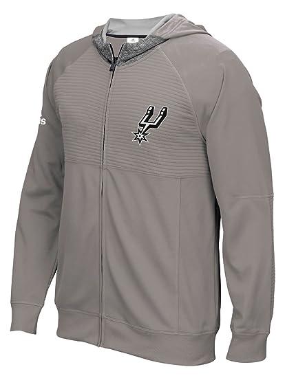 904148ce0 Amazon.com   adidas San Antonio Spurs 2016 NBA On-Court Pre-Game ...