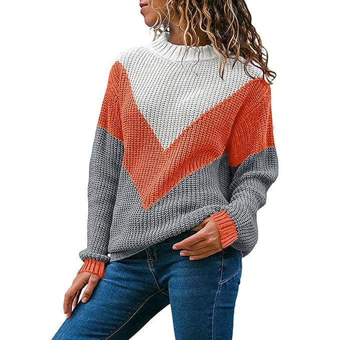 4957978408 FRAUIT Maglioni Donna Invernali Eleganti Lunghi Sexy Maglieria Donna Taglie  Forti Maglione Caldo Donna Girocollo Tops Knitted Pullover Inverno Tumblr  ...