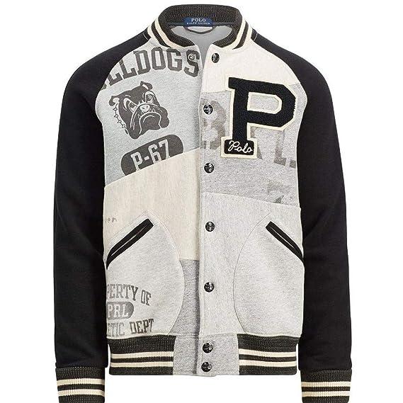Polo_Ralph Lauren - Chaqueta - para Hombre Gris Gris XX-Large ...