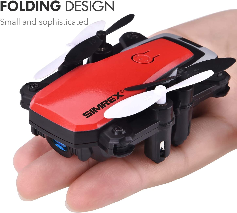 simrex x300c mini drone is at #14 for best small mini micro nano quadcopters
