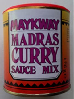 Maykway Curry Sauce Mix Hot 6 X 170g Amazoncouk Grocery