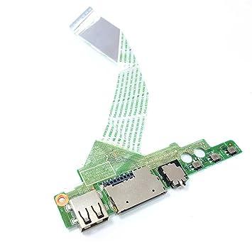 TRP Placa Lector SD Jack Audio USB Lenovo Yoga 500-14IBD ...