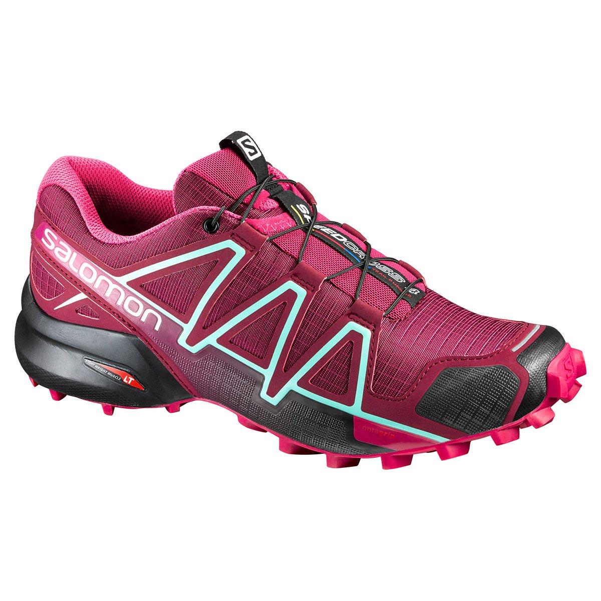 Salomon Damen Damen Damen Speedcross 4 Traillaufschuhe  be681d