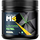 MuscleBlaze L- Glutamine, (Unflavored, 250 gm)