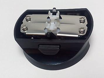 Nueva cortapelos cuchillas para Philips QC5550 QC5530 QC5510 ...
