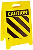 NMC FS15 Double Sided Floor Sign, Legend