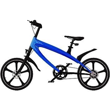 Bicicleta eléctrica Pedelec Q2 de Wheelheels de 20 pulgadas, color ...