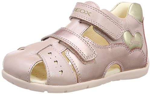 super popular large discount on feet shots of Geox Baby Mädchen B Kaytan A Sandalen