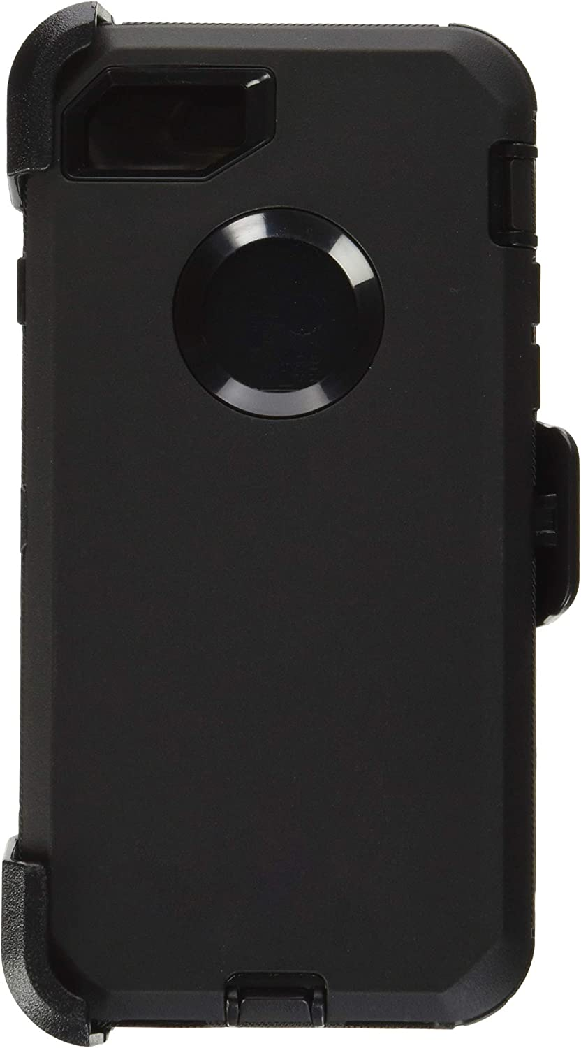 Defender Case Compatible with iPhone Se 2020 and Compatible with iPhone 8 and iPhone 7