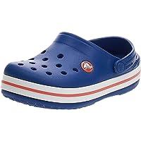 Crocs Crocband Clog K, Zuecos Unisex Niños, 29/30 EU, Azul (Cerulean Blue)