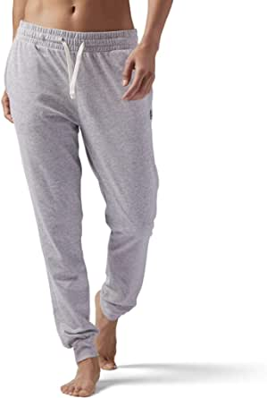 Reebok TeJersey Pnt - Pantalón Mujer