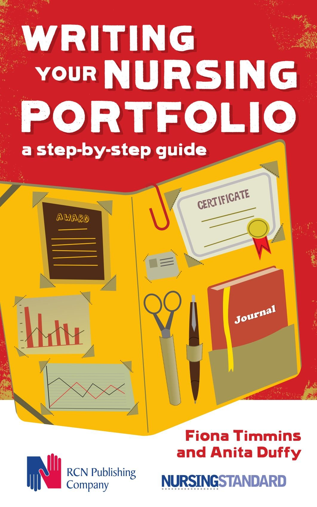 Writing Your Nursing Portfolio A Step By Guide Amazoncouk