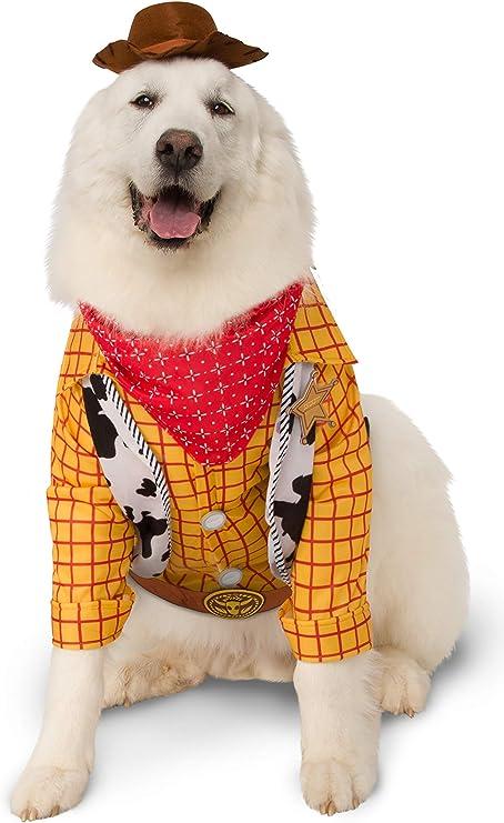 RubieS Disney: Disfraz de Toy Story para Mascota, Gran Perro ...