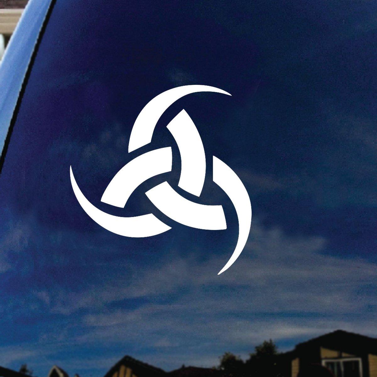 Amazon odin triple horn car truck laptop sticker decal 4 amazon odin triple horn car truck laptop sticker decal 4 diameter automotive buycottarizona